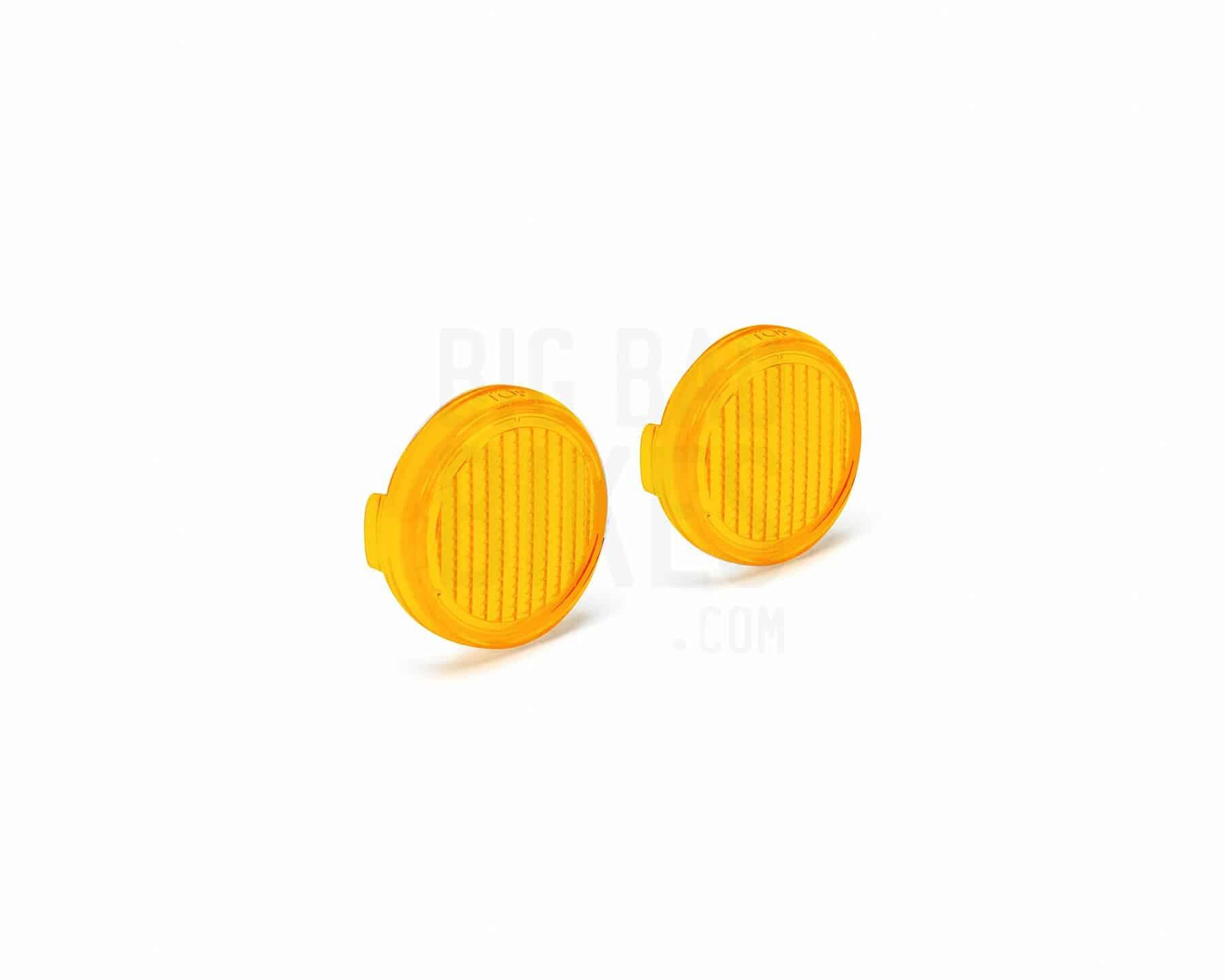 DR1 Flood Beam Filter Pair Amber