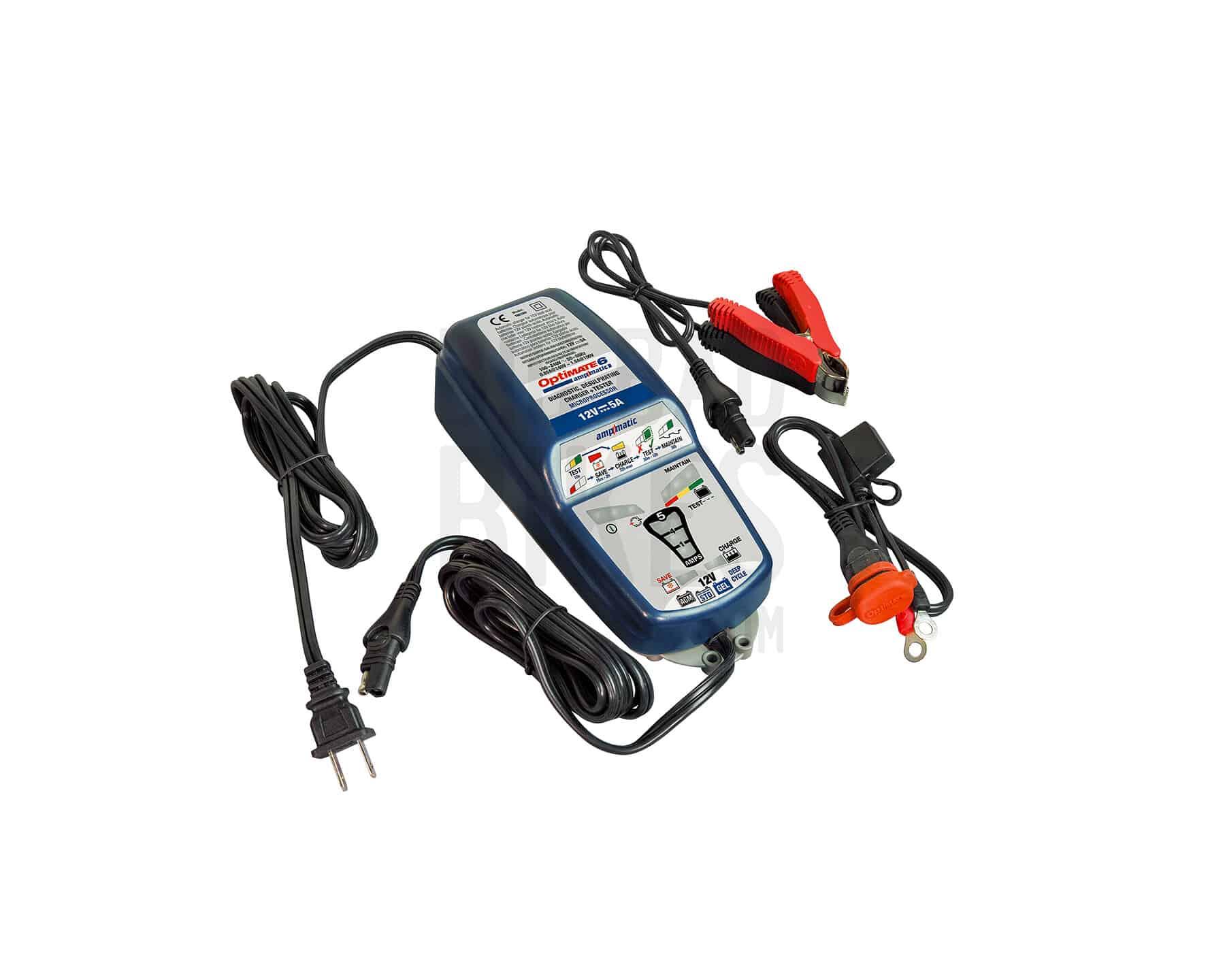 OptiMate 6 Ampmatic TM18x-2