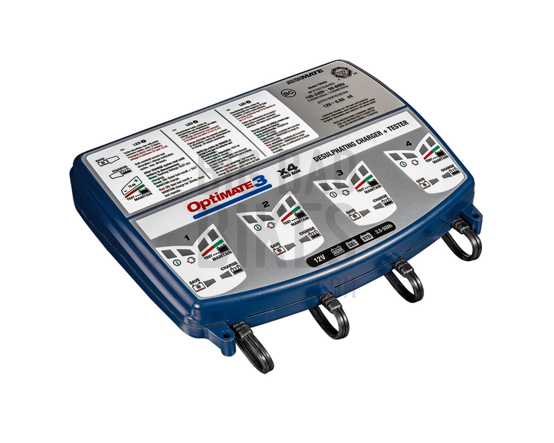 TM454 OptiMate-3-4-bank-TM455-1