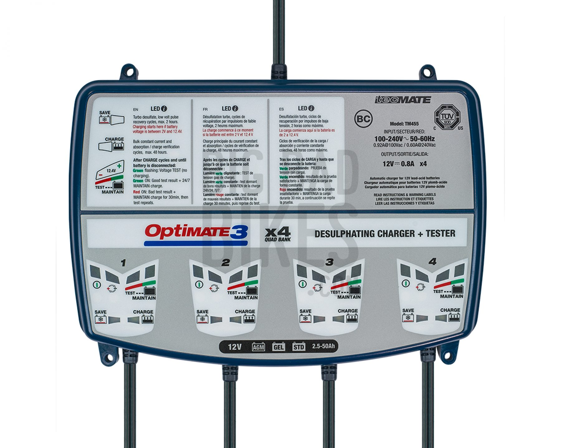 TM454 OptiMate-3-4-bank-TM455-10