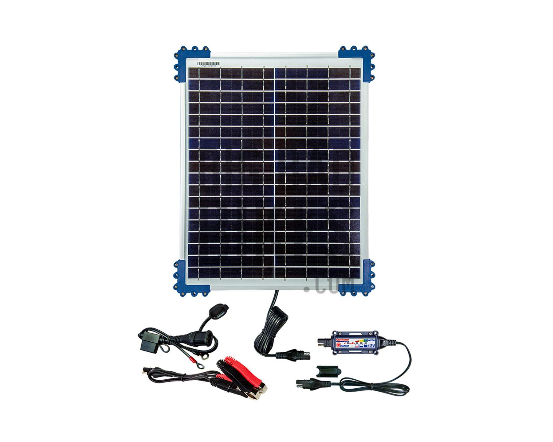 TM522-20 OptiMate-Solar-Panel-20W-Kit-TM522-2