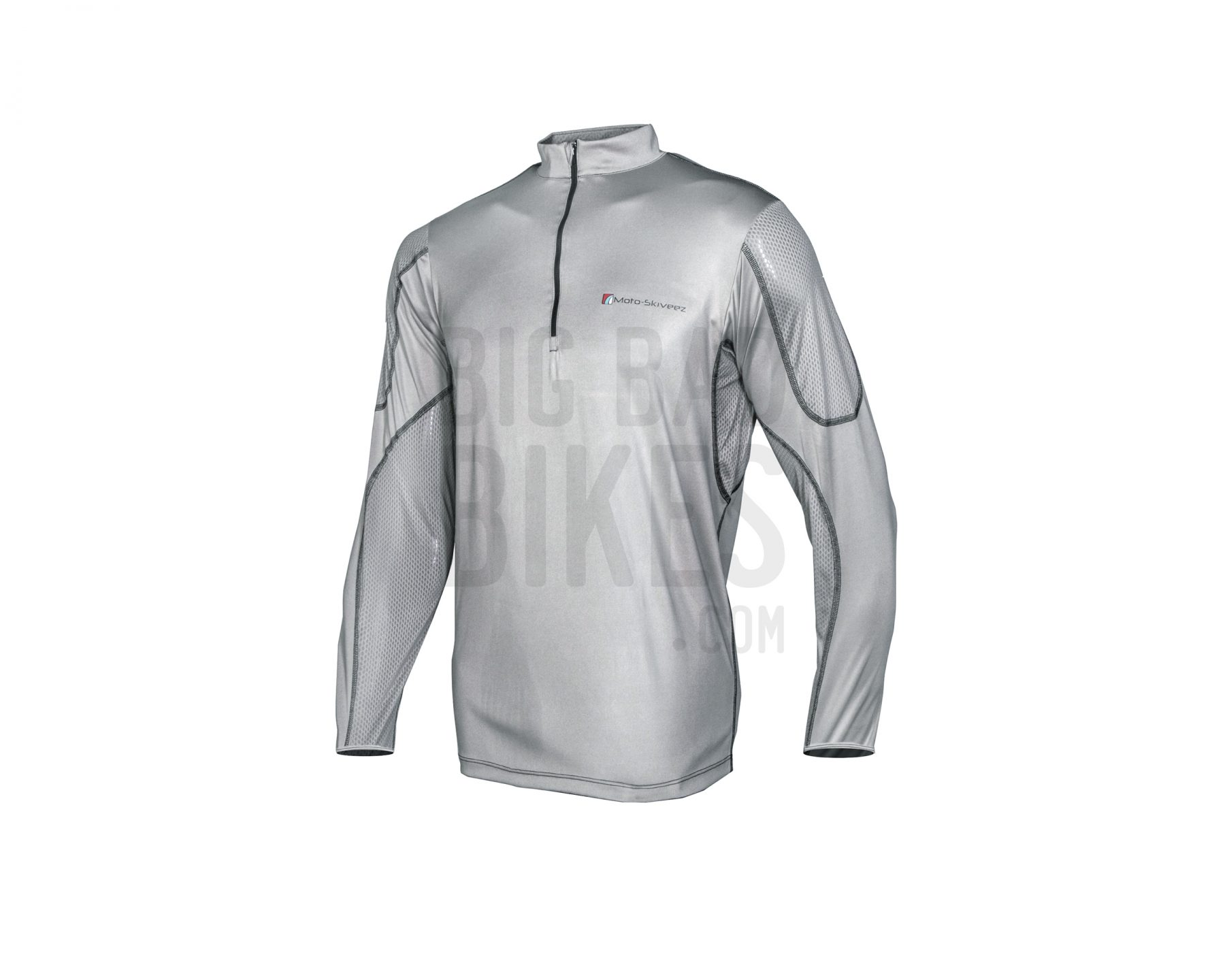 Tech Shirt Gry front