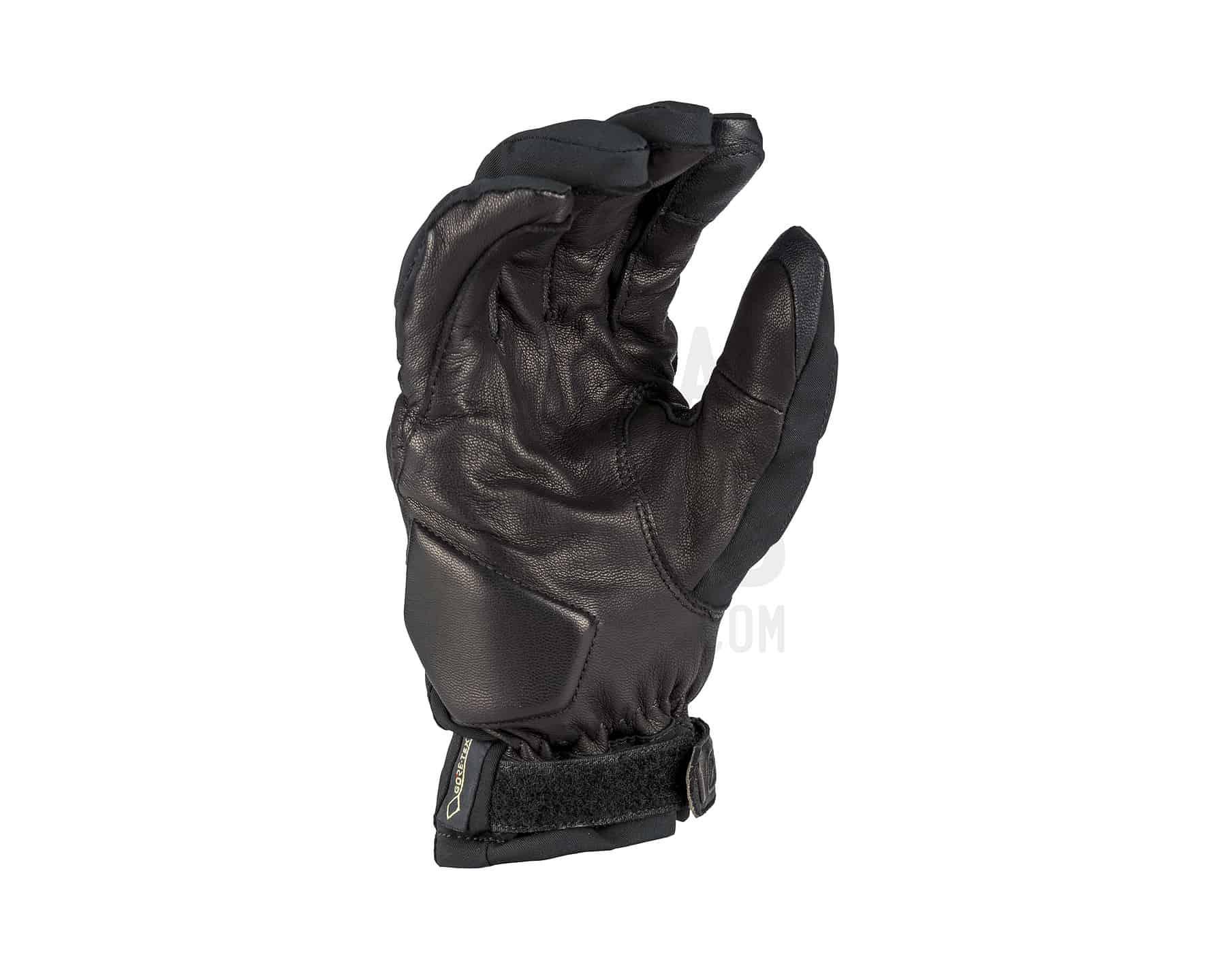 Vanguard GTX Short Glove_3922-000_Black_02