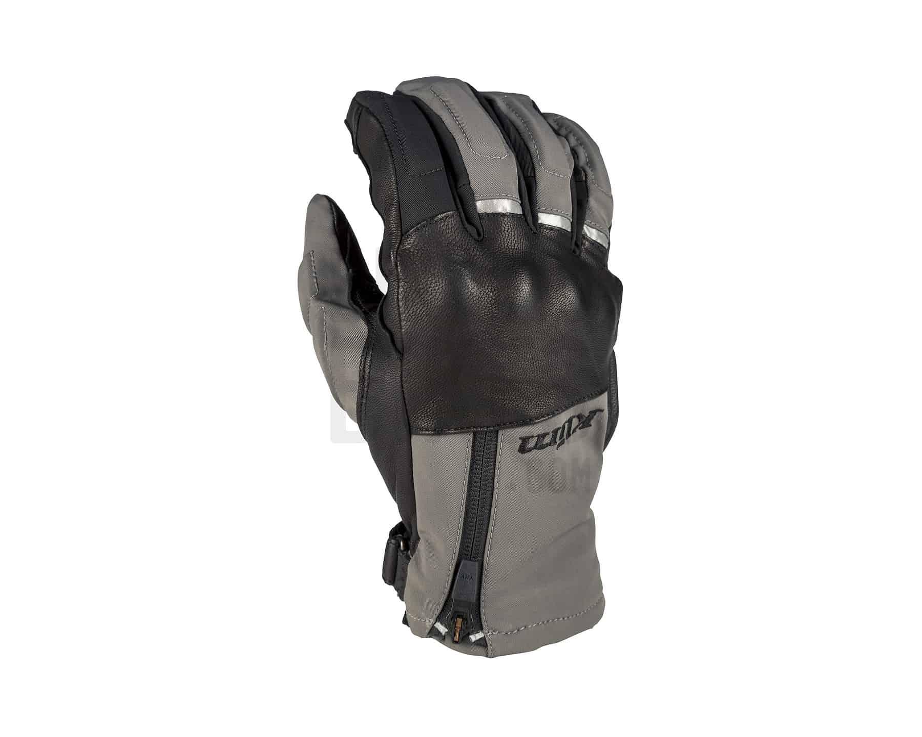 Vanguard GTX Short Glove_3922-000_Gray_01