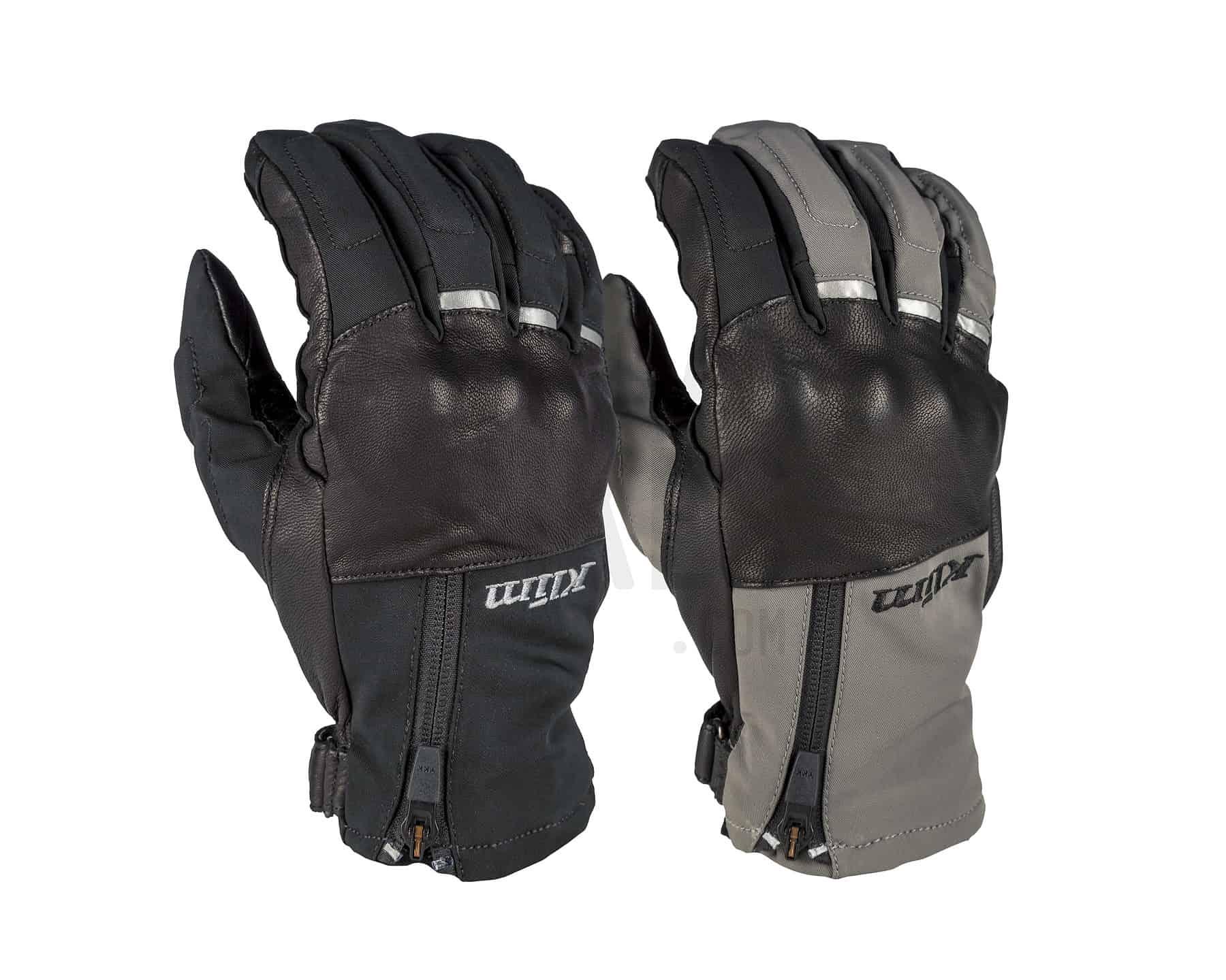 Vanguard GTX Short Glove_3922-000_Gray_Feature_01