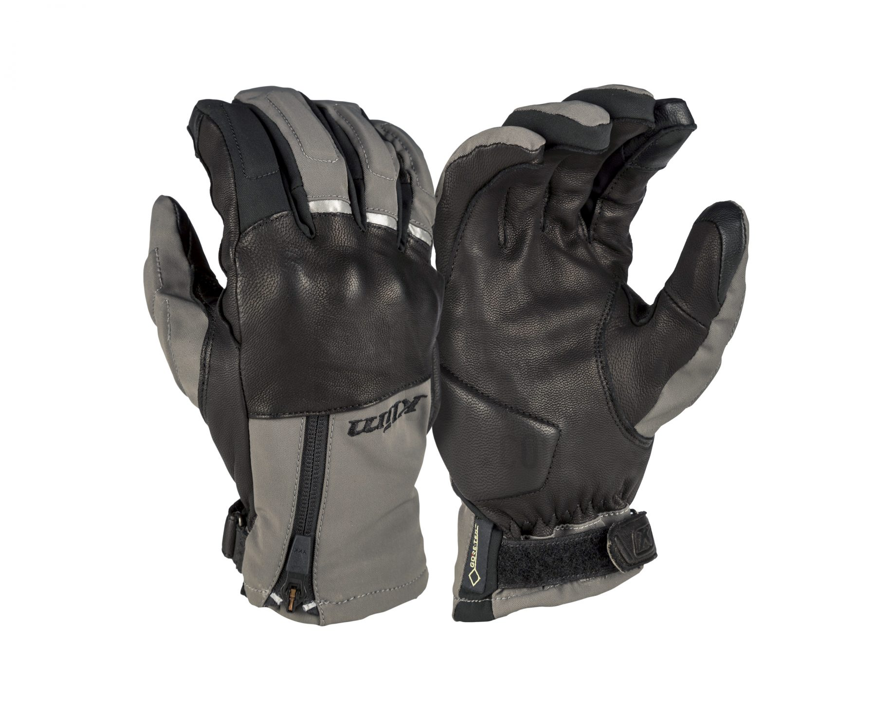 Vanguard GTX Short Glove_3922-000_Gray_Secondary_02